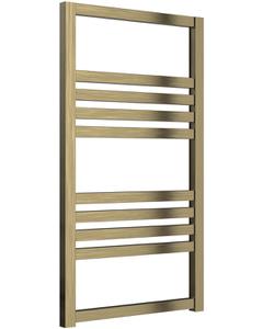 Bolca - Bronze Dual Fuel Towel Rail H870mm x W485mm 400w Standard