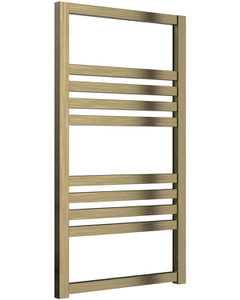 Bolca - Bronze Electric Towel Rail H870mm x W485mm 400w Standard