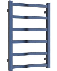 Fano - Blue Electric Towel Rail H720mm x W485mm 300w Thermostatic