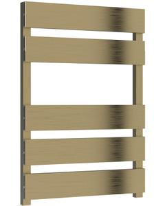 Fermo - Bronze Dual Fuel Towel Rail H710mm x W480mm 150w Standard