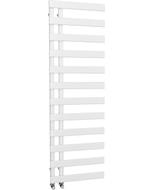 Agar - White Towel Radiator - H1564mm x W500mm