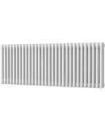 Alpha - White Column Radiators H500mm x W1355mm 3 Column