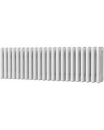 Alpha - White Column Radiator H300mm x W988mm 4 Column