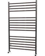 Ascot - Stainless Steel Heated Towel Rail - H1000mm x W600mm - Straight