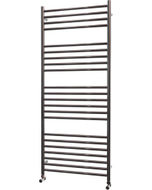 Ascot - Stainless Steel Heated Towel Rail - H1400mm x W600mm - Straight