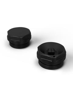 Talus - Radiator Bleed Valve & Blanking Plug Black