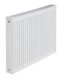 P+ - Type 21 Double Panel Central Heating Radiator - H450mm x W400mm
