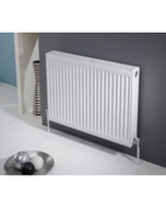 K-Rad - Type 22 Double Panel Central Heating Radiator - H900mm x W800mm