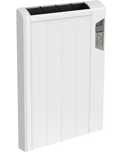 Arlec - White Horizontal Electric Radiator H565mm x W414mm 700w Thermostatic
