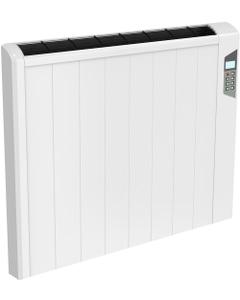 Arlec - White Horizontal Electric Radiator H565mm x W718mm 1500w Thermostatic