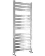 Capri - Chrome Towel Radiator - H1147mm x W500mm - Straight