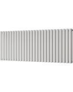 Omeara - White Horizontal Radiator H600mm x W1508mm Double Panel