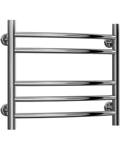 Eos - Stainless Steel Heated Towel Rail - H430mm x W500mm
