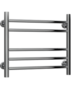 Luna - Stainless Steel Heated Towel Rail - H430mm x W500mm