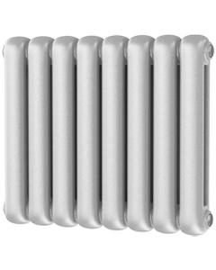 Sherwood - White Round Top Column Radiator H500mm x W576mm 2 Column