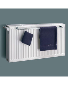 Panel - Radiator Towel Bar Round Chrome 28mm x 525mm