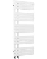 Tristan - White Towel Radiator - H1292mm x W500mm