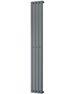 Typhoon - Anthracite Vertical Radiator H1800mm x W272mm Single Panel