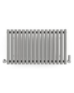 Rolo-Room - Salt & Pepper Horizontal Designer Radiators H500mm x W865mm Single Panel