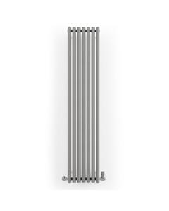 Rolo-Room - Salt & Pepper Vertical Designer Radiators H1800mm x W370mm Single Panel